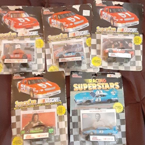 Nascar collector cars